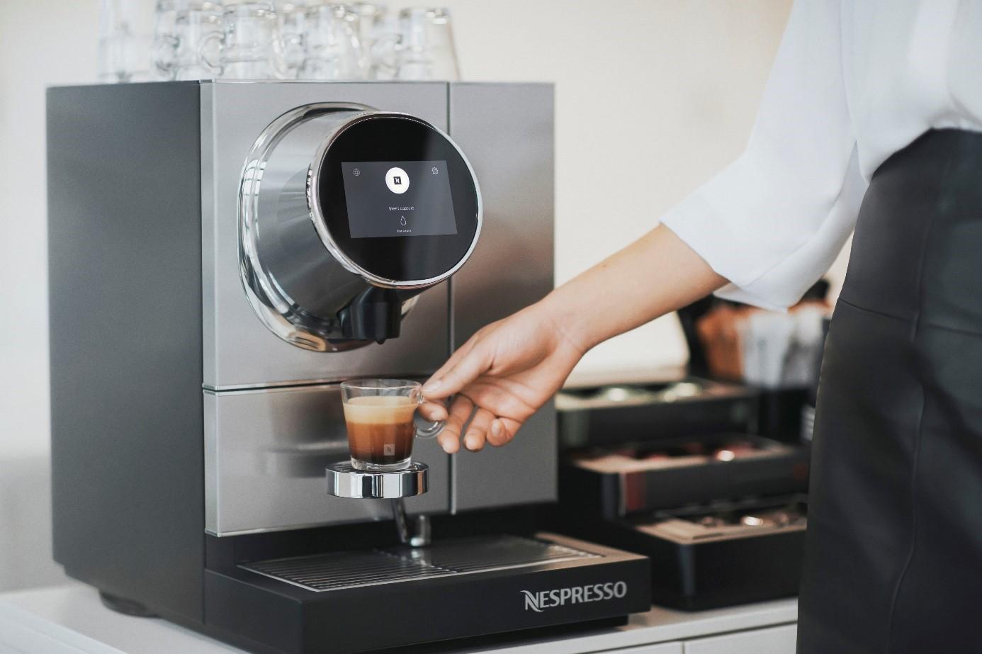 Hvordan en kopp kaffe blir tilberedt